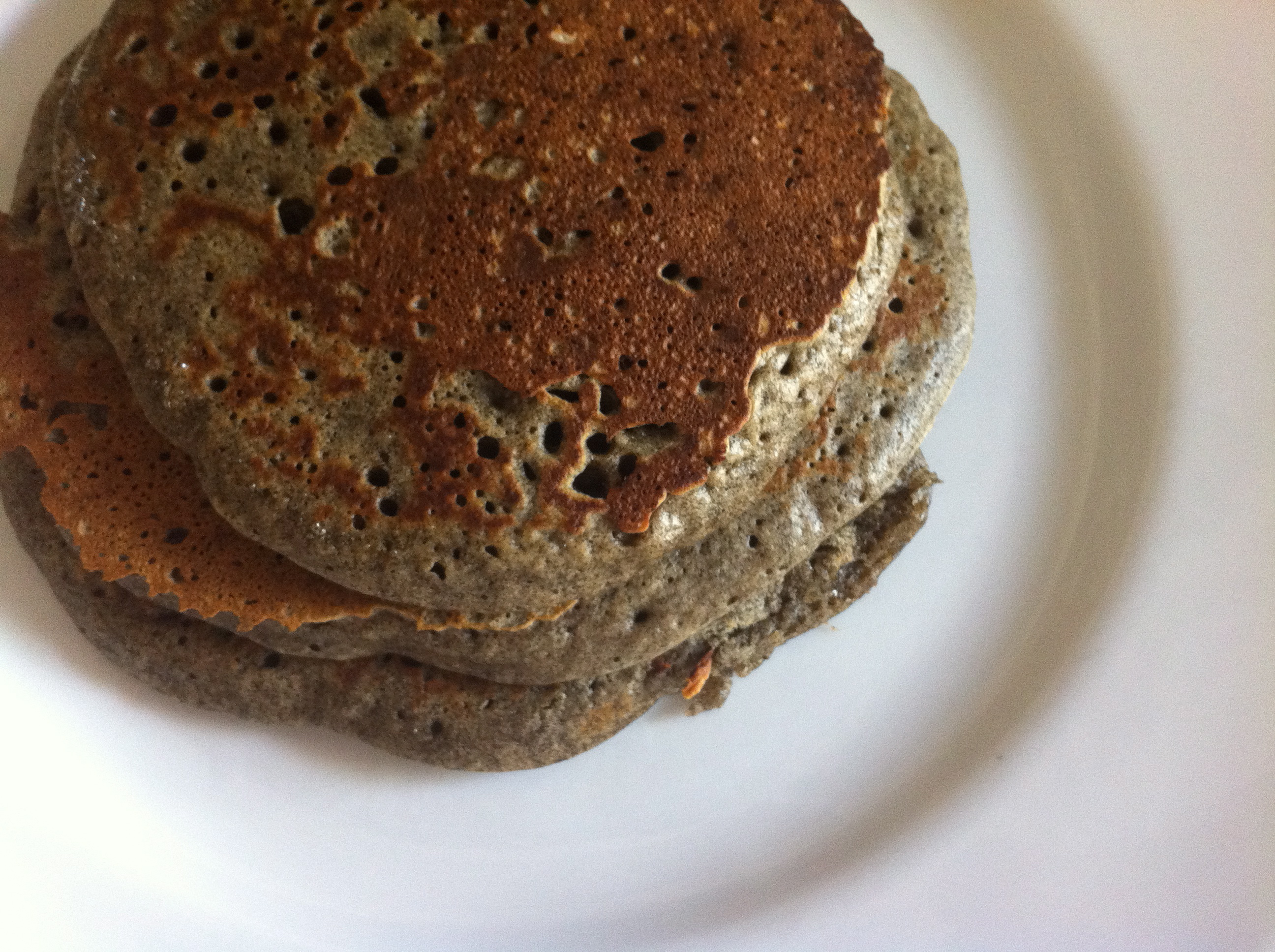 Buckwheat Pancakes Or Galette Breton Stir The Pots
