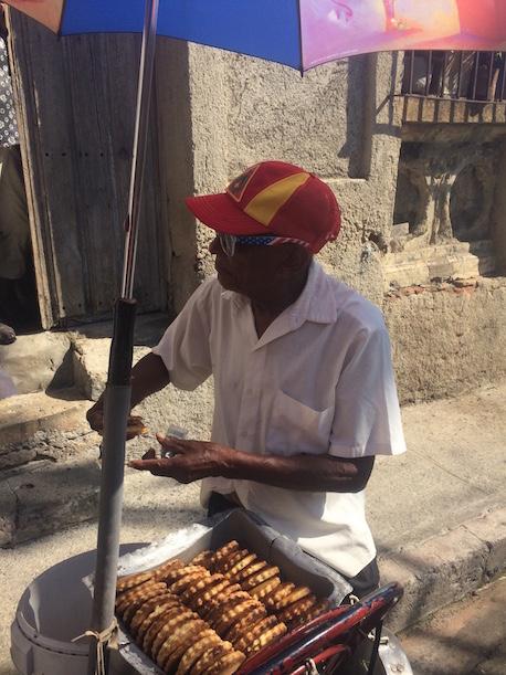 Pasty Man Santiago